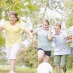 afvallen en bewegen voor kinderen met overgewicht