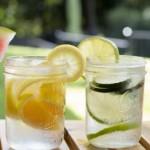 water met fruit voor kind met overgewicht