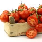 tomaten kunnen prima in salade