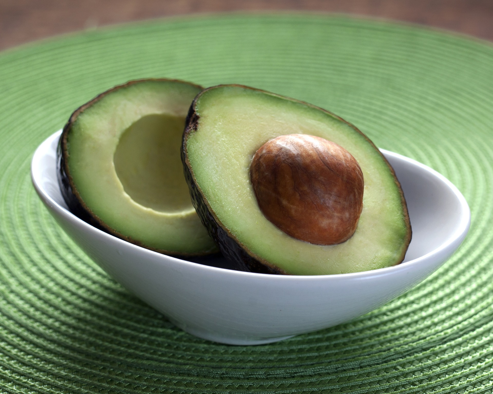gezond eten met wraps en avocado