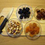 gezond gedroogd fruit voor kinderen