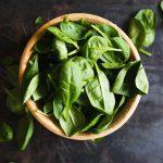 ook van spinazie kun je soep maken