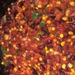chili sin carne recept Spruitjes en Zo!