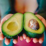avocado in wrap gezond voor kind met overgewicht
