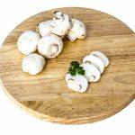 gevulde champignons maken met kinderen