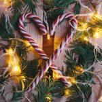 gebruik snoep niet als decoratie tijdens de kerstdagen