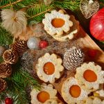 gezond eten tijdens de kerstdagen betekent echt neit dat je helemaal geen koekje mag