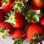 aardbeiden passen ook in een gezond ontbijt