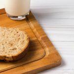 volkoren brood past ook in een gezond ontbijt